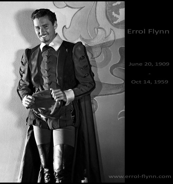 Errol Flynn ... Our Man About Town
