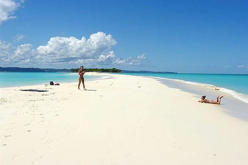 mare cielo madagascar sabbia