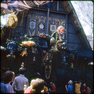 The Tiki Room (August 1967)
