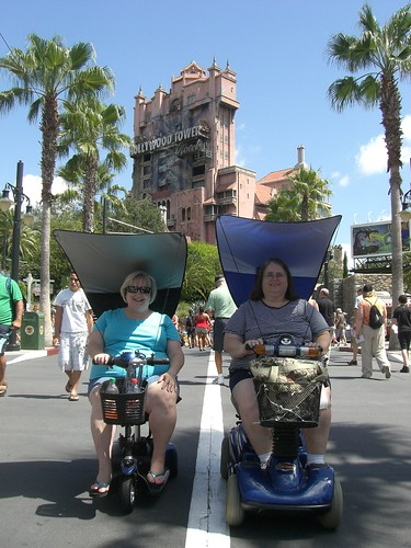 Sun shade for mobility scooters the dis disney for Motorized scooter disney world