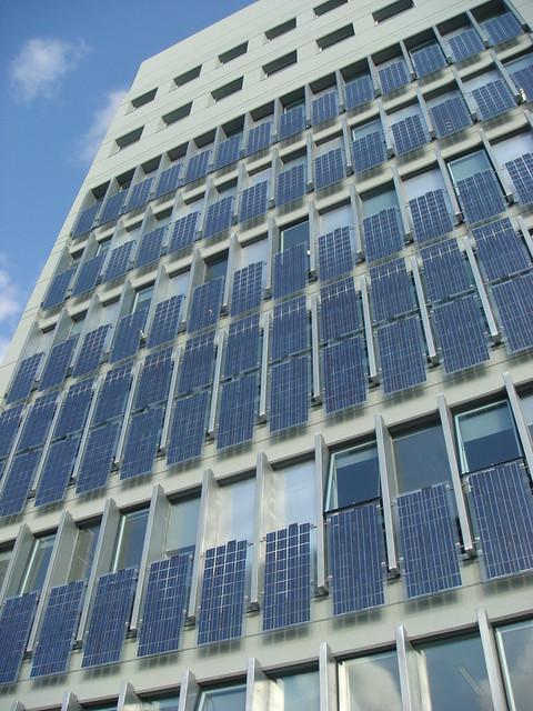 Photo - Solar barcelona ...