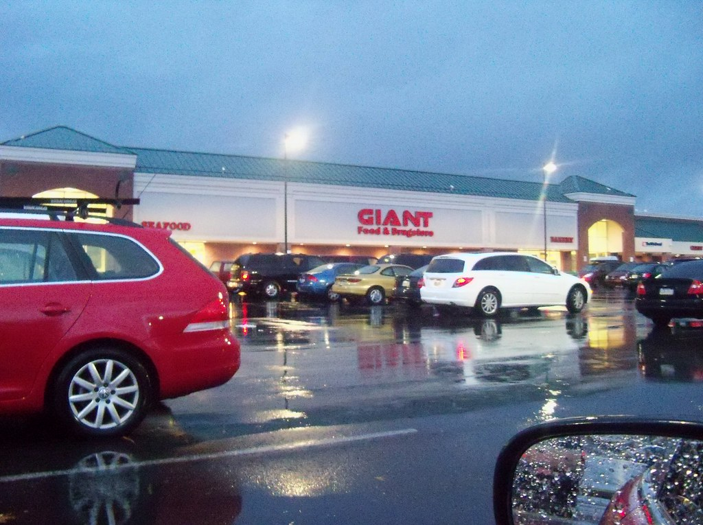 Giant West Chester East Bradford Pa Bradford Plaza 7 Flickr