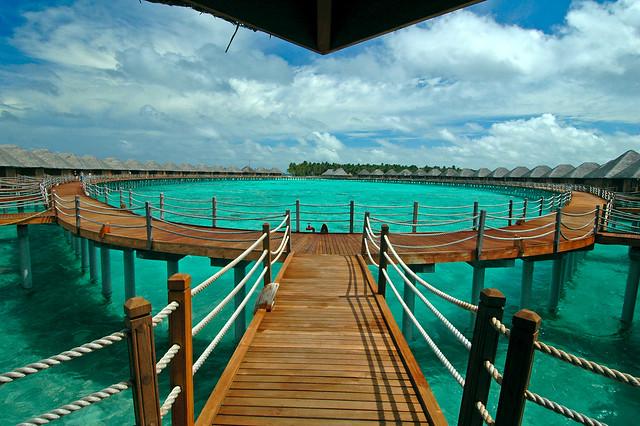 Water Villas, Vilu Reef Beach & Spa Resort