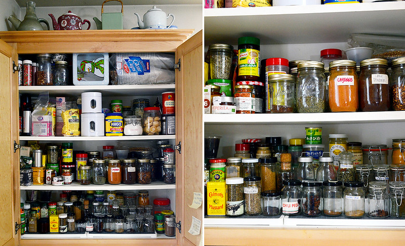 Spices Cupboard
