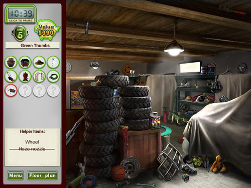 Fabulous Finds Game - innovative Hidden Objects game.