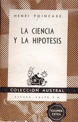 Henri Poincaré, La ciencia y la Hipótesis
