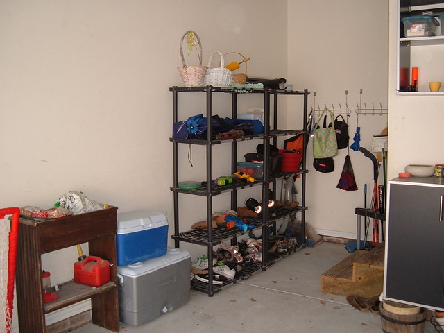 Garage makeover - 2
