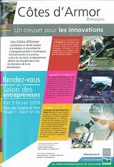 Côtes d'Armor, BRETAGNE (Entreprendre, 2009/02,N°227)