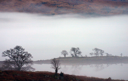 scotland highlands loch etive mists bothy cadderlie winnerbc
