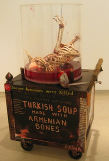 """Turkish Soup Made With Armenian Bones"" / «Թրքական Ապուր Հայու Ոսկորներով»"