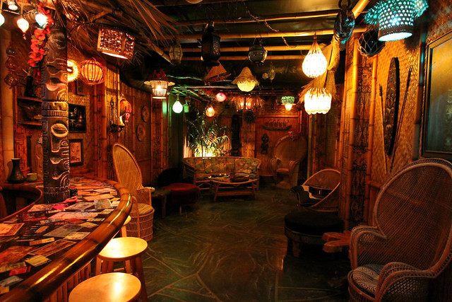 Tiki Interiors A Gallery On Flickr