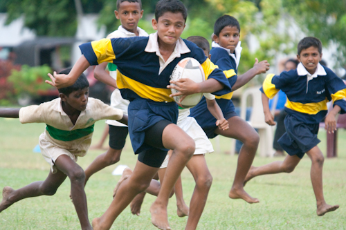 DSS U12 & U10 rugby tournament