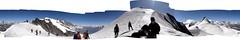 360°-Panorama - Feenjoch