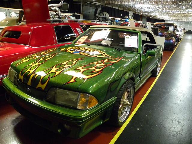 1990 Ford Mustang Jesse James Lawn Mower Monster Garage ...