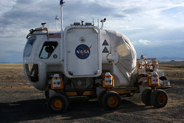 Lunar Electric Rover (LER) 2009 | Flickr - Photo Sharing!