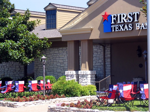 First Texas Bank Chairing