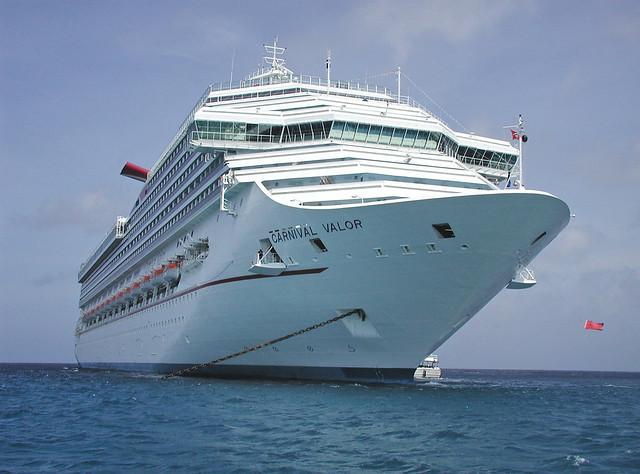 Carnival Valor Cruise Ship  Flickr  Photo Sharing