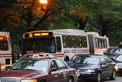 DDOT's 5-point plan to improve 16th Street buses