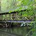 Bridge in Scott Mill Park