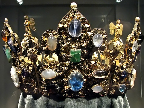 Crown of emperor Heinrich II