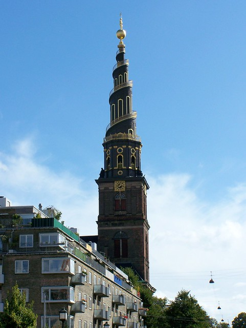Church of Our Saviour: Copenhagen, Denmark