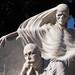 Estatuaria inquietant / Creepy sculptures