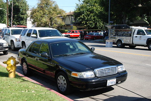 LOS ANGELES POLICE DEPARTMENT (LAPD) - FORD CROWN VICTORIA
