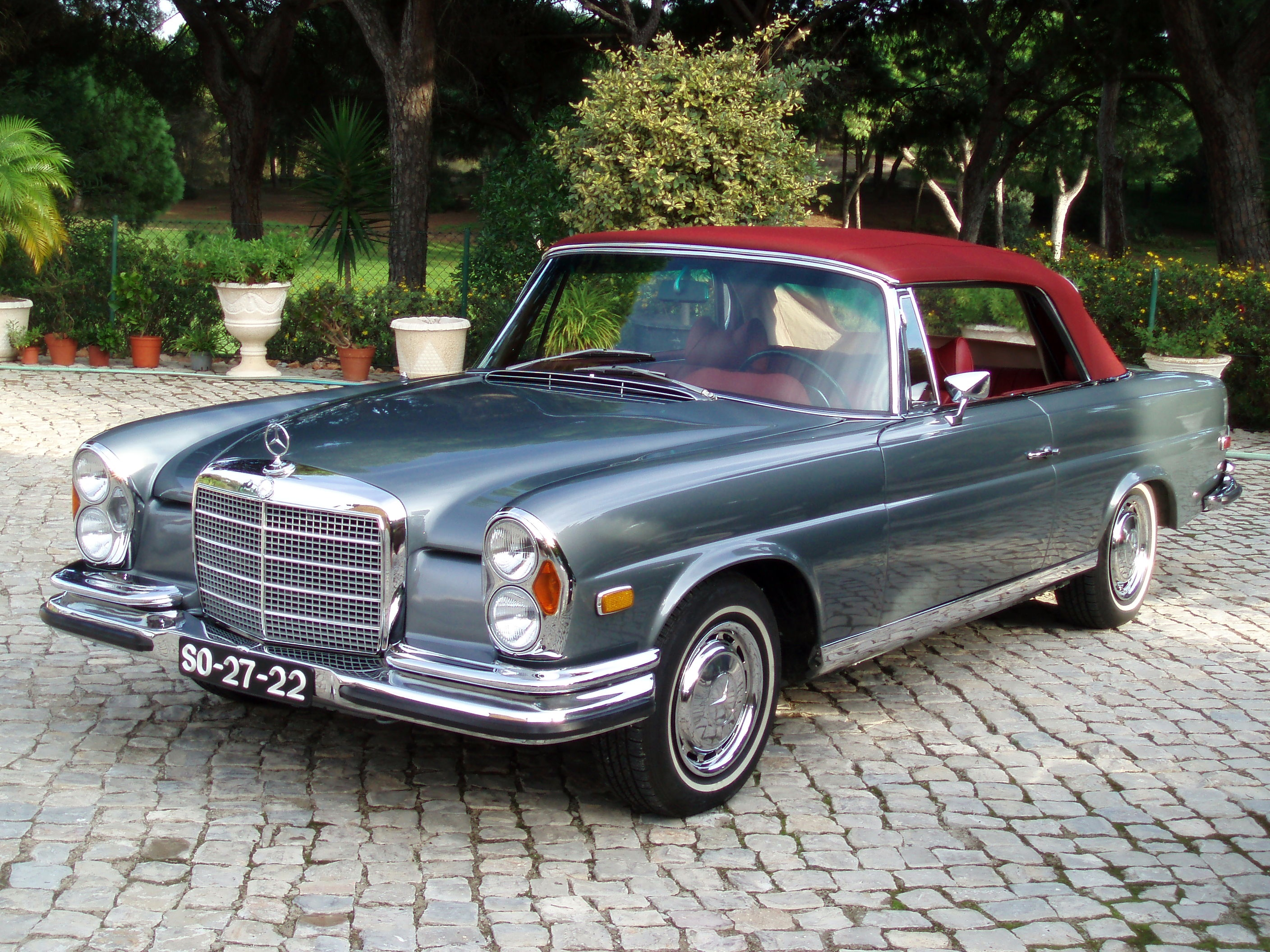1970 mercedes benz 280 se cabriolet images pictures and