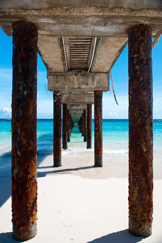 Under The Boardwalk....