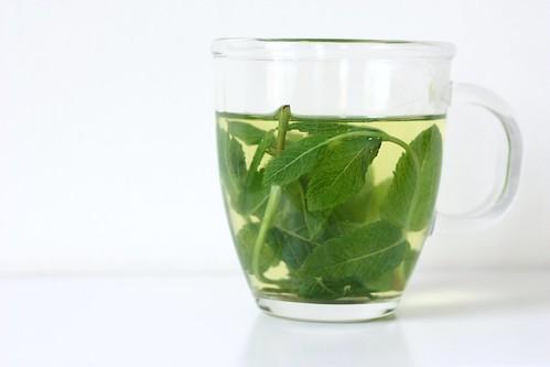 {158} Mint tea