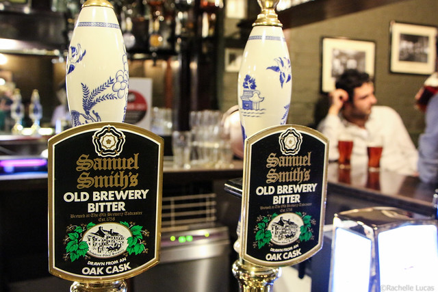 London Pub - Ye Olde Cheshire Cheese
