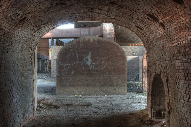 Fornace abbandonata, Castelfranco di Sotto, Pisa