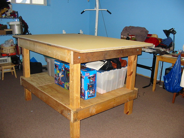Cutting table | Flickr - Photo Sharing!