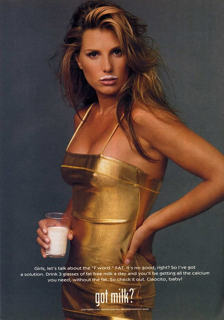 Daisy Fuentes - Got Milk 1997