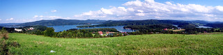 Solina, panorama