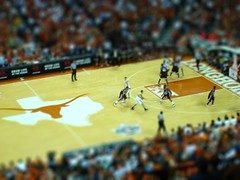 Texas Longhorn Basketball