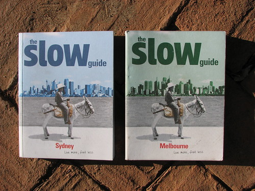 Slow Guides (Sydney and Melbourne)