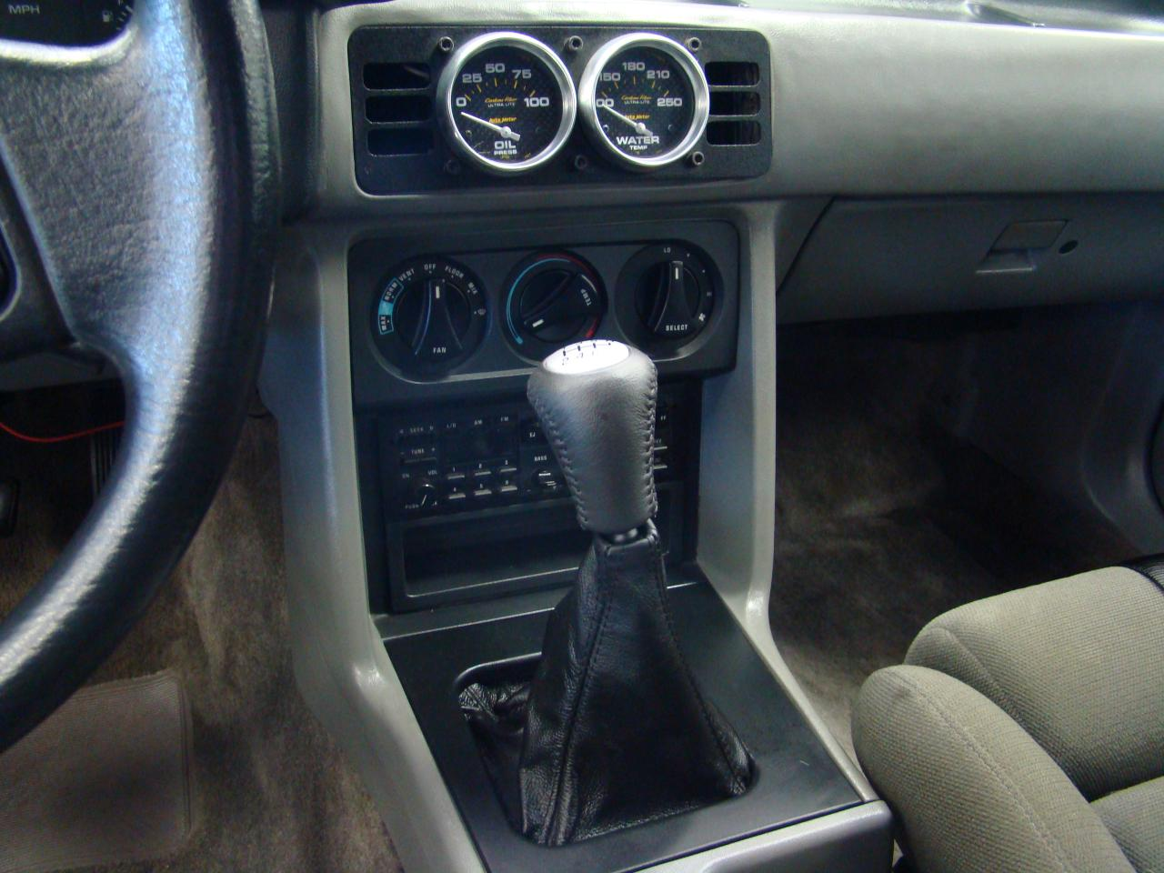 JBA Team Dominator GTA Shifter and Interior