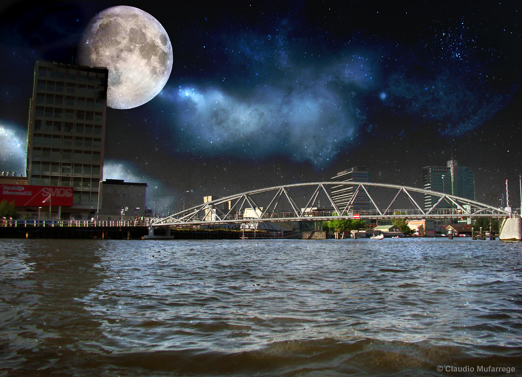 Nocturno / Nocturnal  (Amsterdam, Holanda) by Claudio.Ar