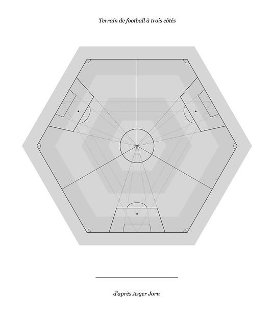 terrain de football trois c t s flickr photo sharing. Black Bedroom Furniture Sets. Home Design Ideas
