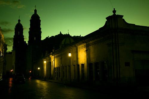 street sunrise mexico daylight calle centro iglesia amanecer zacatecas sombras madrugada penumbra callejoneada callehidalgo ameneciendo