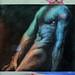 arcopuntura serie 2 90x70cm 2001 acrilico olio e carboncino_1