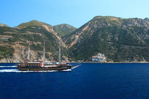 Athos Cruise / Greece