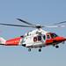 Coastguard Helicopter Portland