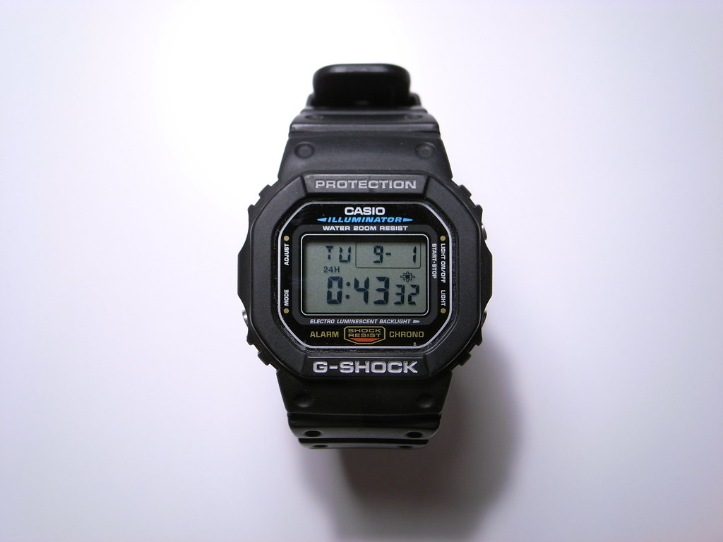 Casio G-Shock DW-5600
