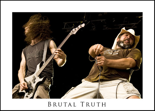 Danny Lilker & Kevin Sharpe - Brutal Truth