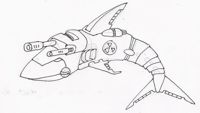 Shark Robot | Flickr - Photo Sharing!