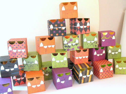 set of 25 monster boxes 2