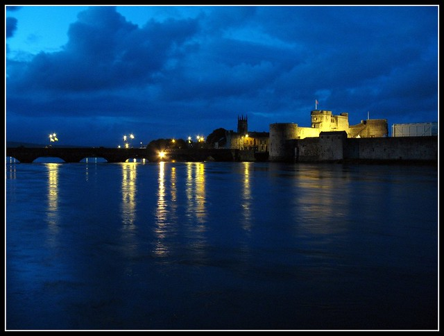 Limerick - King John Castle
