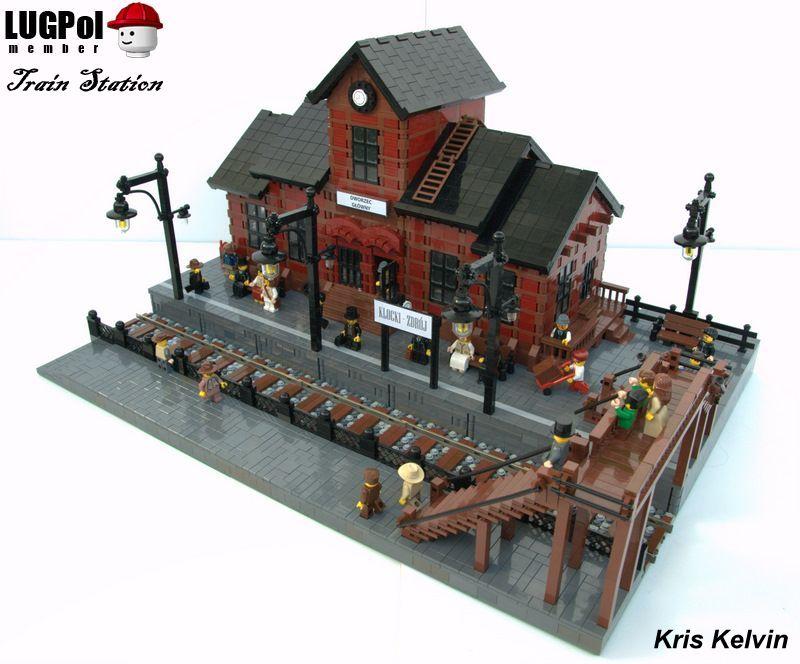 LEGO Trains!!! - Σελίδα 3 3968285979_ca6532e8a0_o